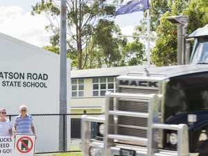 Trucks to be banned 24/7 on Brisbane road