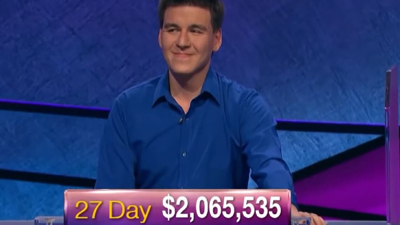 Jeopardy!'s James Holzhauer has finally lost.