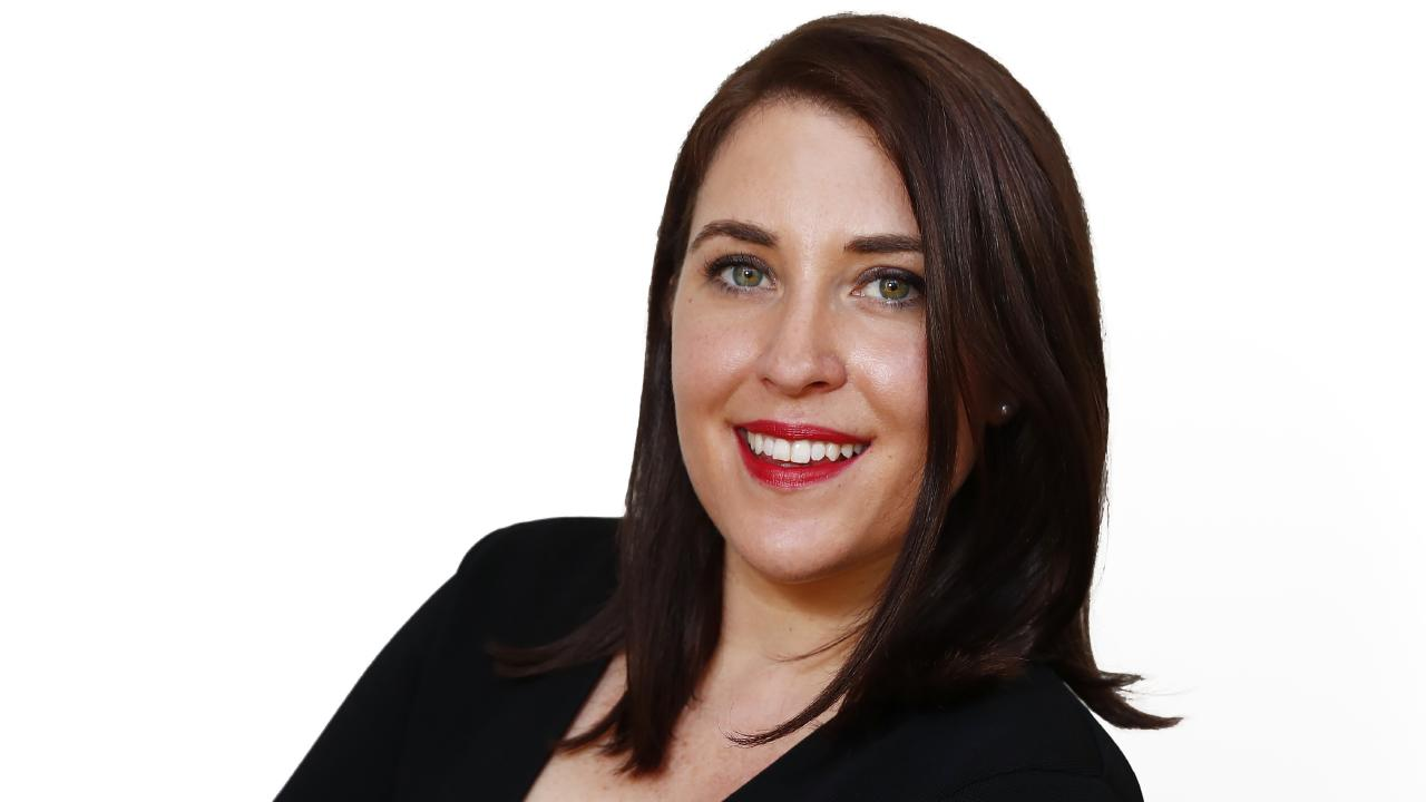 Annika Smethurst confirmed reports that her home is being raided by AFP officers but could not comment further.