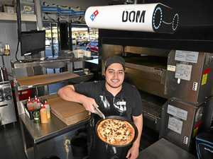 WATCH: Wonder how many pizzas Domino's makes for Origin?