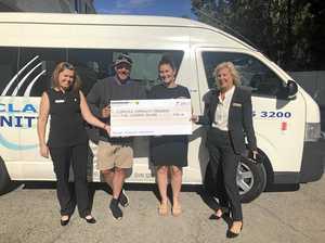 Yamba bank supports community transport