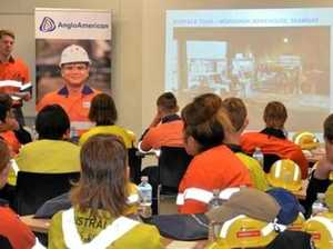 Mine to tour high schools in apprentice recruitment
