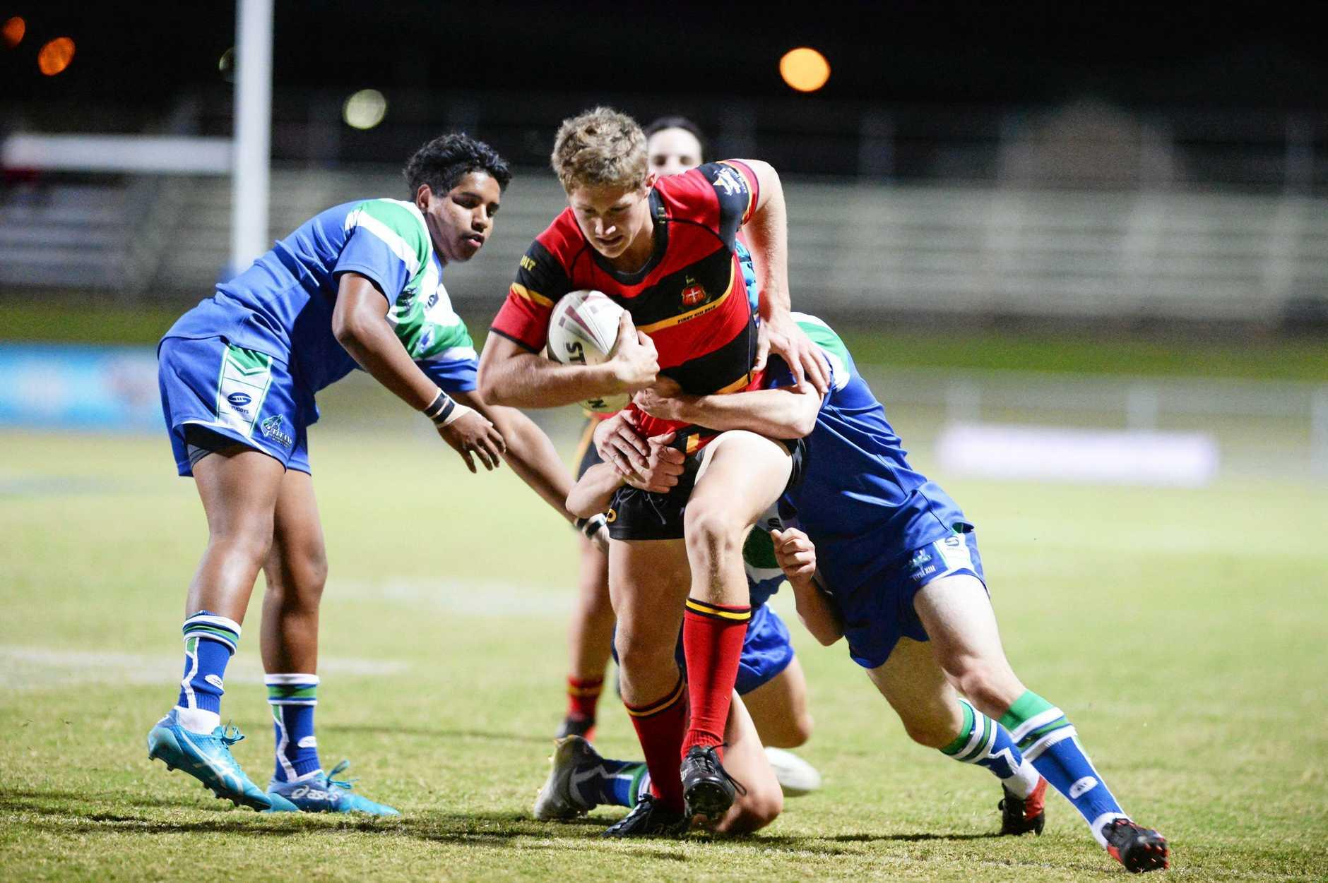 Rugby league: RGS Joe Callanan.