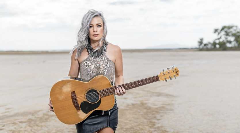 Australian country singer/songwriter Jade Holland will visit Mackay on her Bon Voyage tour.
