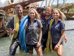 Aussie Salvage Squad to the rescue