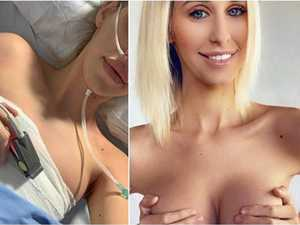'My breast implants almost killed me'