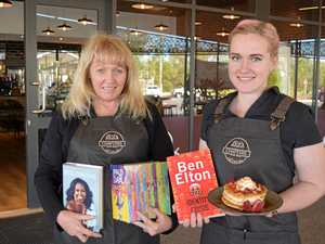 Coffee, wine and books on the menu at Ipswich cafe