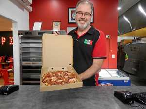 Ma's dishes out 600 pizzas for Mackay school