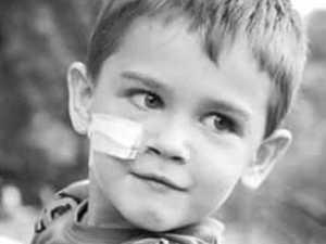 'No more pain': Mum's touching tribute to 'beautiful boy'