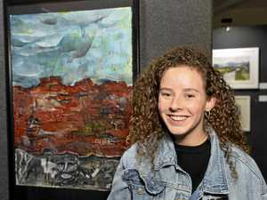 GALLERY: Fairholme facets captured at art exhibition