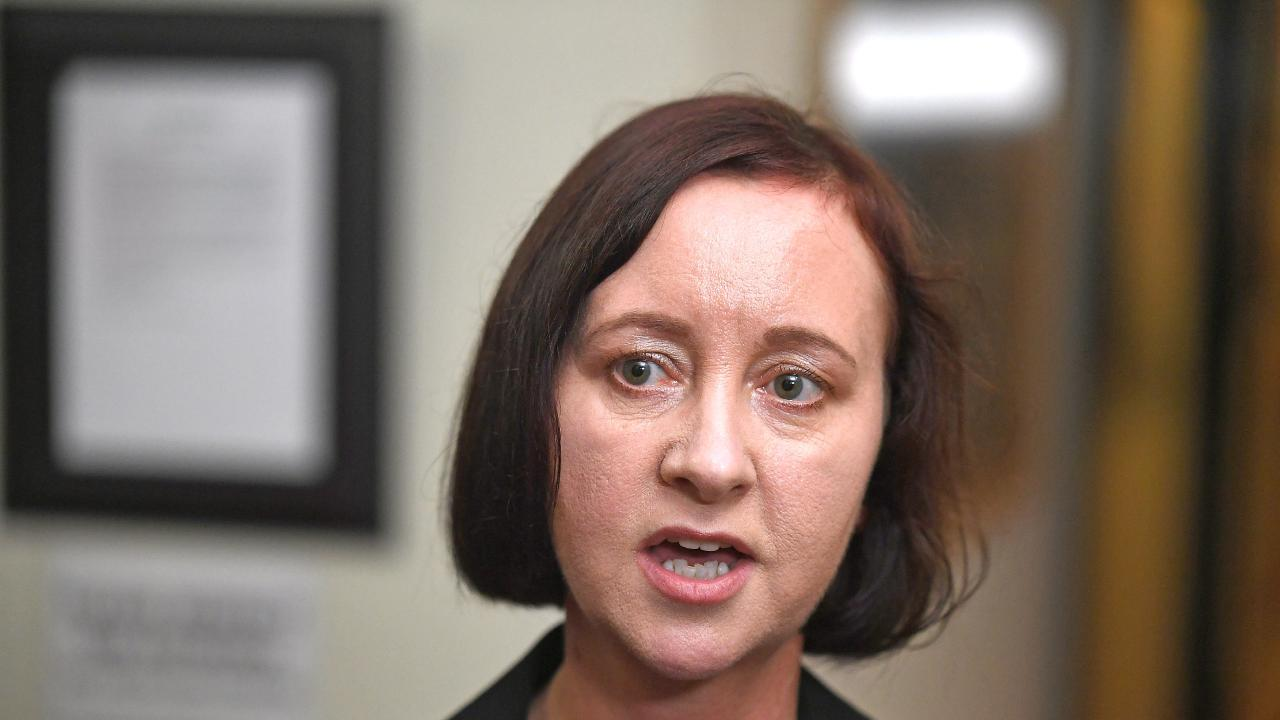 State Attorney-General Yvette D'Ath. Picture: AAP image/John Gass