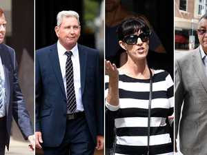 Quartet appeal corruption probe jail sentences