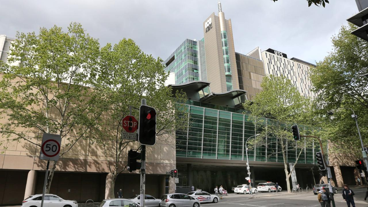 The ABC building on Harris Street in Ultimo.