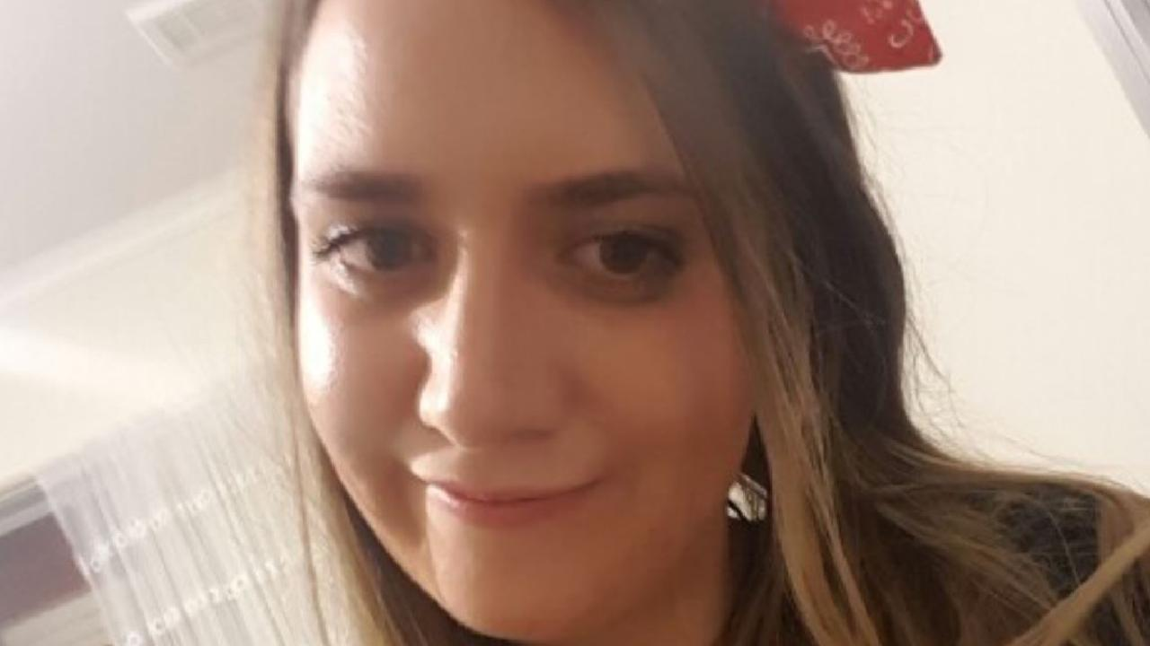 25-year-old Courtney Herron died while sleeping rough. Picture: VicPol