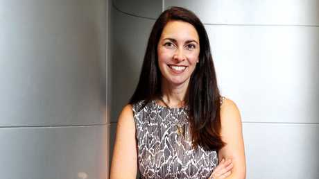 Kate Gibson, ANZ general manager, consumer banking. Picture: Hollie Adams.