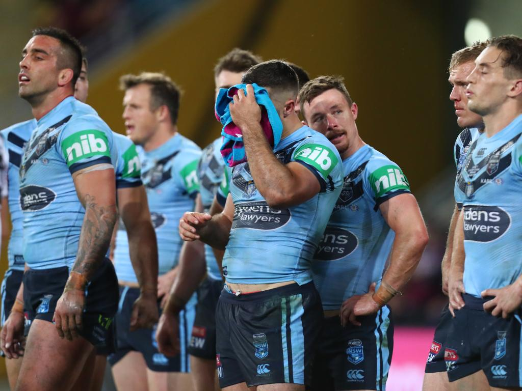 Viewers were absolutely fuming after interruptions to the State of Origin live stream.