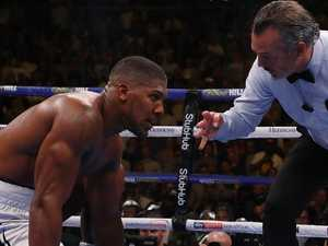 Dethroned champ triggers rematch clause