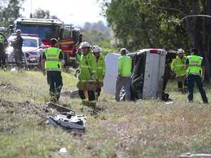 Cunningham Highway Crash