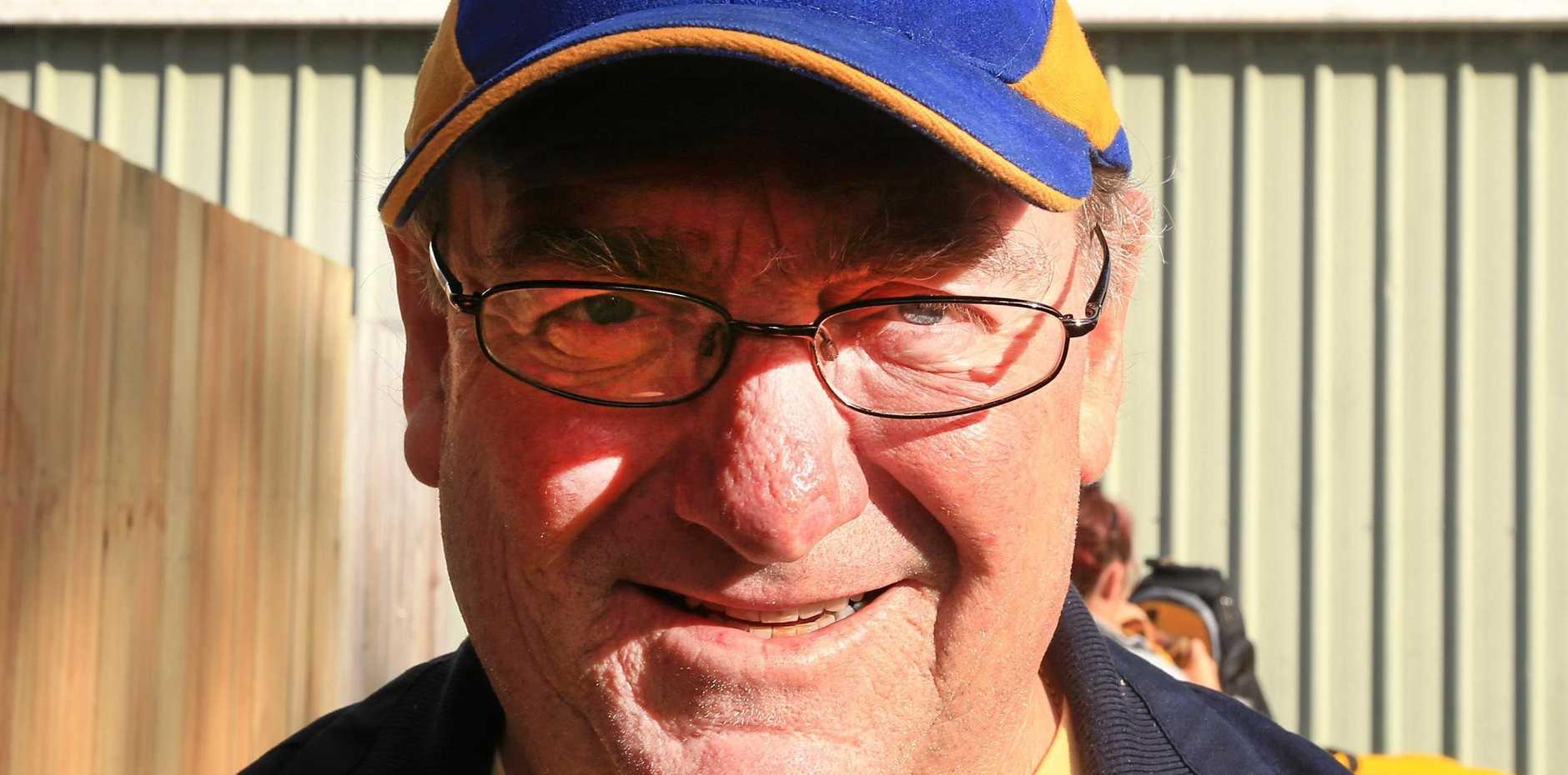 Coolangatta-Tweed coach Leon Darmody,