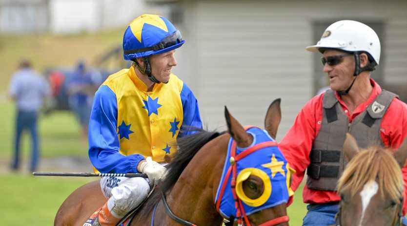 DRAWCARD: Ross Vagg will be lining up with four runners at the Bluff Cup.