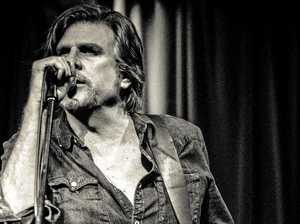 Tex Perkins' shafty stage slip-up