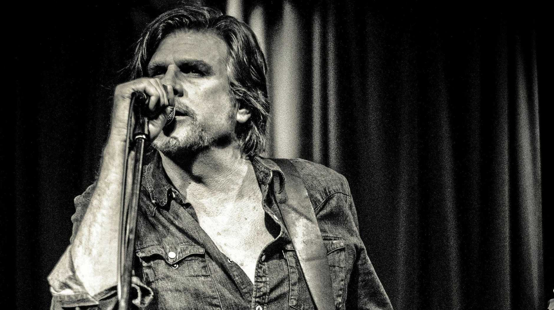 MUSTER-BOUND: Tex Perkins & The Fat Rubber Band will play at the 2019 Gympie Muster.