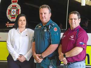 More paramedics to be station on Toowoomba's outskirts