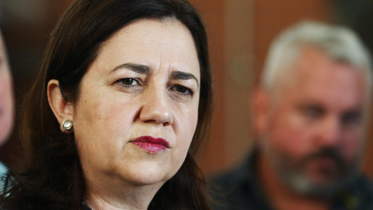 Premier Annastacia Palaszczuk needs to make sure Queensland doesn't stall on its way to a world-leading renewables platform. Picture: Brendan Radke