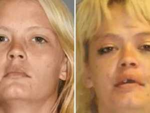 BEFORE AND AFTER: Shocking mugshot transformations