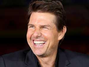 Tom Cruise's epic gift for James Corden
