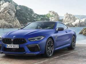 BMW's new crazy muscle car revealed