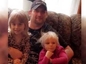 Dad mauled to death saving daughter
