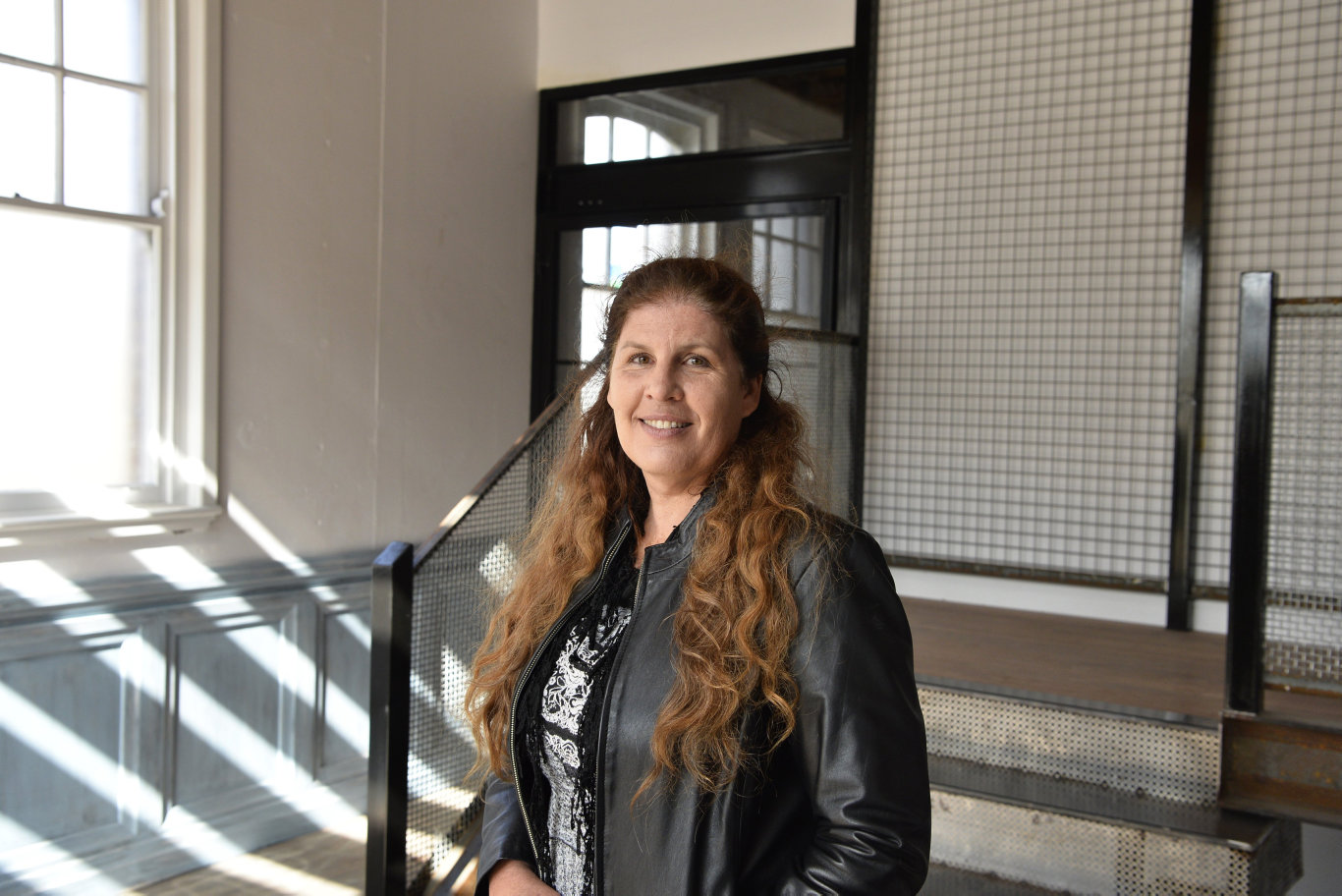 The Mills Precinct developer Mandy Adams, of Richard Adams Homes, shares the passion of her family to create a cultural icon for Toowoomba on the historic site, Monday, June 3, 2019.