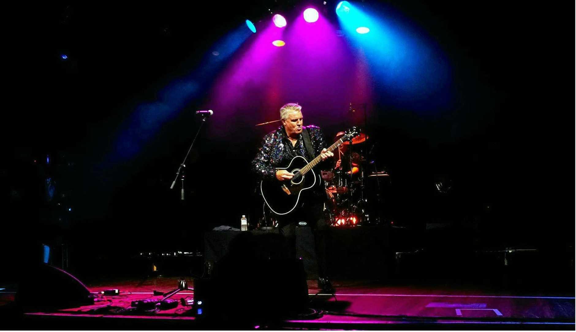 HOT JUNE NIGHT: Australian singer Steve Cummins brings his Neil Diamond Tribute Show to Club Services Ipswich on June 22.