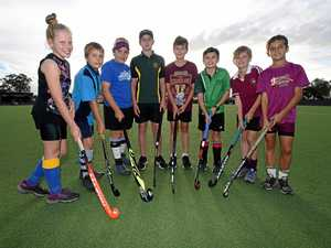 8 Gympie hockey players to take their game to the next level