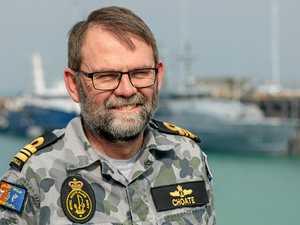Navy officer from Kilkivan earns Queen's Birthday honour