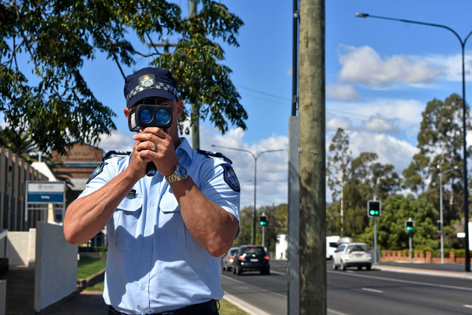 ENOUGH IS ENOUGH: Traffic cops are now pleading with drivers to think before they act.