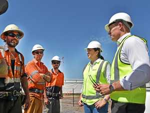 $122 million for QLD building and construction industry