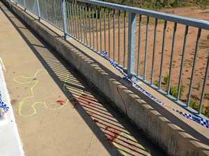 Mystery surrounds Burnett 'crime scene'