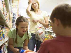 Middle income families struggling to put food on the table