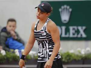 Barty books final with 'insane' win