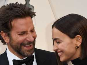 Bradley Cooper splits with Irina Shayk