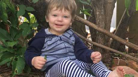 Ruben Scott, 2, went missing at Koolatah Station.