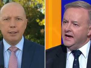 Dutton and Albo's fiery row: 'I'm onto you'
