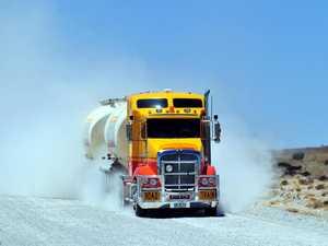 Seal the track — for trucks' sake
