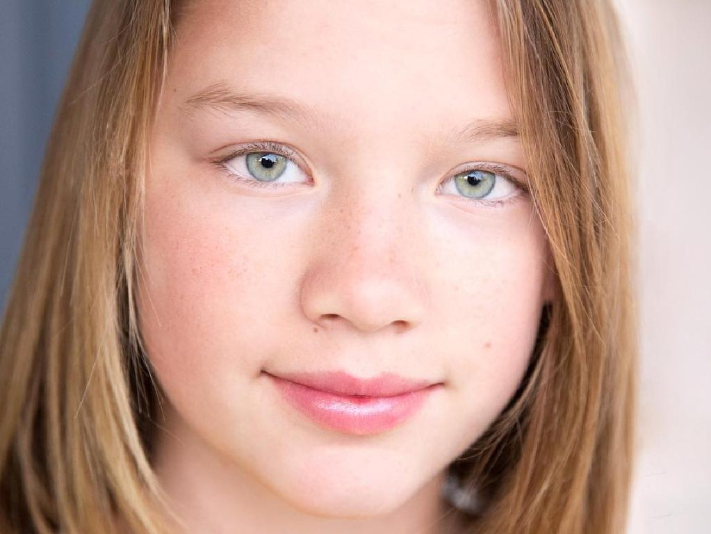 Grant's sister Avery also appeared in the original movie. Picture: Carrie Holmquist Photography