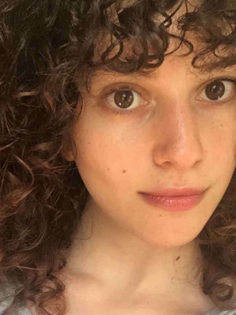 Israeli student Aiia Maasarwe. Picture: Instagram