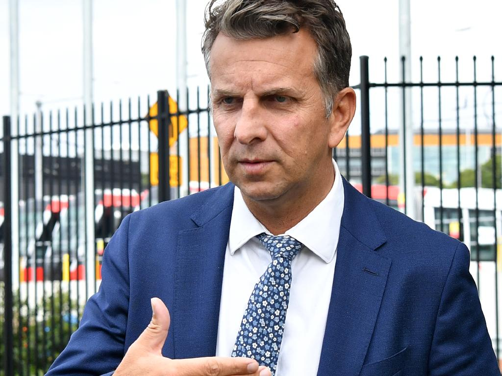 NSW Transport Minister Andrew Constance has called out anyone who criticises him for speaking openly about the mental health impacts of the bushfires.