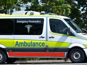BREAKING: Car crashes into front yard of home in Hervey Bay