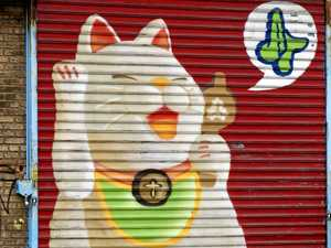 Photo Gallery: New York street art